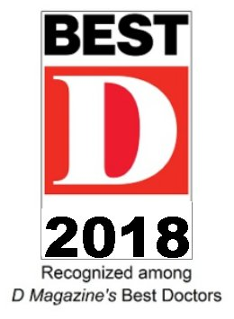 D Magazines Best Doctors 2018