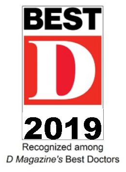 D Magazines Best Doctors 2019