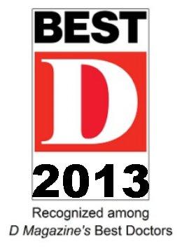 D Magazine Best Doctor